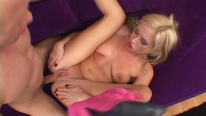 Real sex in company with large tits girl Hillary Scott