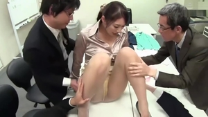 Big tits japanese slut needs good fucking in HD
