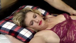 Erotic blonde wishes for good fuck