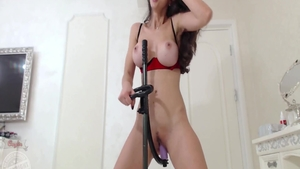Raw fucking together with hot babe