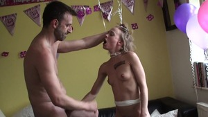 Carmel Anderson squirting