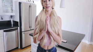 The best sex together with small tits pornstar Elsa Jean