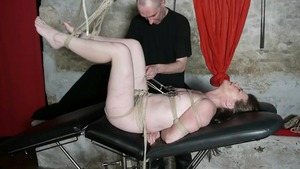 French wife finds pleasure in BDSM