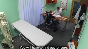 Doctor foreplay in hospital HD