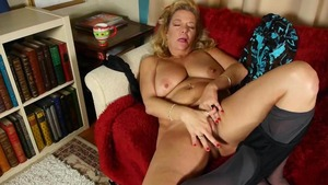 Hard sex with big tits american pornstar Karen Summers
