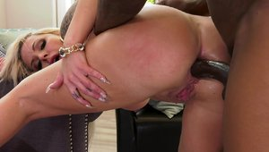Hard ramming in company with charming stepmom Nina Elle