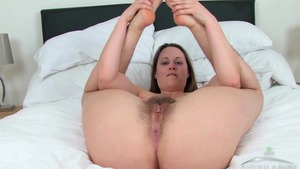 Hairy chick extreme Pussy fucked