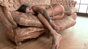 Bonnie Rotten domination anal fucked