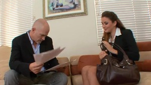 Shaved Allie Haze hazing ass pounded