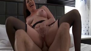 Hard nailining big boobs pornstar Dana Dearmond