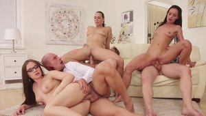 Swinger Mea Melone fucked in the ass