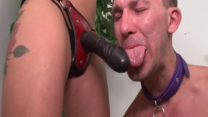 Big tits babe Zoey Portland has a passion for femdom