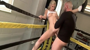 Homemade real sex in the company of young couple Mira Sunset