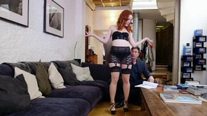 Couple Amarna Miller feels like nailing in HD