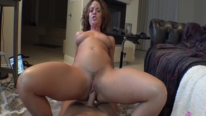 Babe Rahyndee James ass pounding