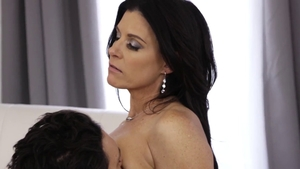 Ass to mouth with super hot Muslim brunette India Summer