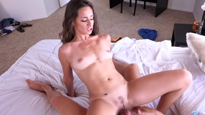 Petite & wild Cassidy Klein fucked all the way