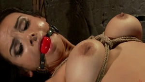 BDSM together with Ariel X & Nadia Styles