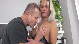 Super sexy Kathy Anderson cock sucking pussy eating