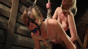 Small tits Mona Wales blonde gagging sex tape