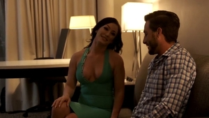 Large tits cougar first time ass fucking