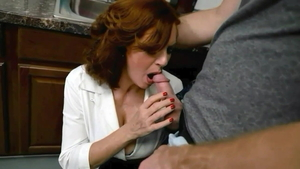 Mature Andi James feels up to orgasm HD