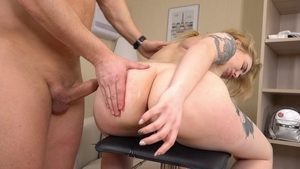 Hard pounding escorted by young russian amateur Bella Mur