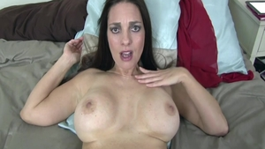 Horny chick Mindi Mink feels up to slamming hard in HD
