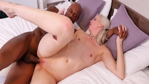 Big tits hot blonde Lexi Lou hardcore ass pounded