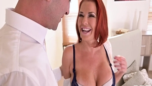 Ramming hard in company with busty babe Veronica Avluv