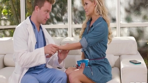 Rough the best sex along with dirty doctor Jessa Rhodes