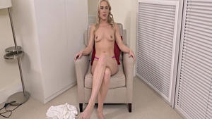 Real sex accompanied by charming MILF