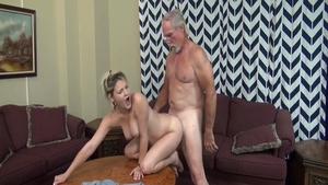 Uncle Hope Harper wants doggy sex