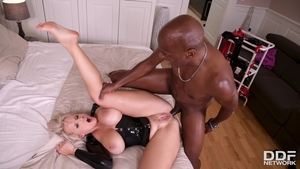 Busty Angel Wicky goes for rough sex