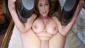 Huge tits Kianna Dior feels in need of the best sex