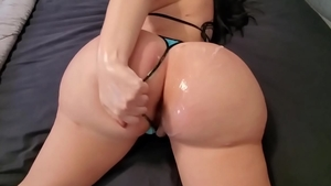 Very juicy stepsister butt pounded JOI