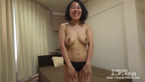Asian fun with toys at casting HD