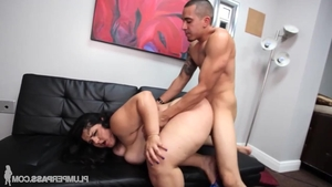 Blowjob video along with young raw Karla Lane