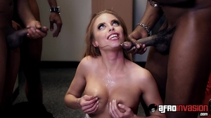 Hard ramming in the company of super hot babe Britney Amber