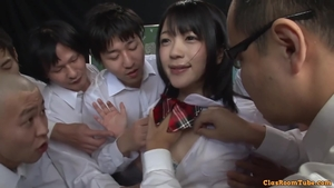 Big tits japanese amateur craving real sex