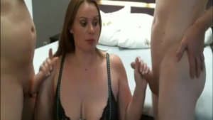 Large boobs wife shared