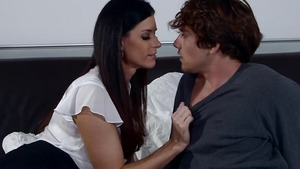 Young India Summer stepmom plowed hard video