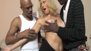 MILF being pounded by BBC