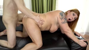 Rough fucking with Tammy Jean and Jean Val Jean