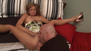 Big boobs mature Tory Lane lusts slamming hard