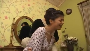 Slamming hard along with big tits korean amateur